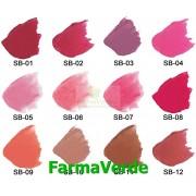 Jordana Ruj cu gloss de buze Easyshine Glossy Lip Color SB