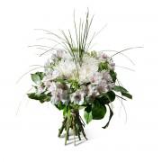 Interflora Ramo de Condolências em Tons de Branco Interflora
