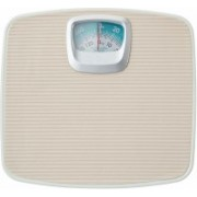 Zelenor Analog Weight Machine, Capacity 130Kg (Off White)9820 Weighing Scale(Off White)