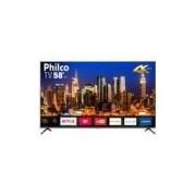 Smart TV Ultra HD LED 58'' Philco, 4K, 3 HDMI, 2 USB, Wi-Fi - PTV58F60SN