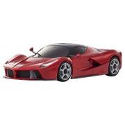 Kyosho Mini Z Mr 03 S2 La Ferrari Vehicle, Metallic Red