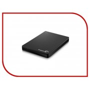 Жесткий диск Seagate Backup Plus Slim 1Tb Black USB 3.0 STDR1000200