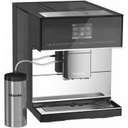 TRANSPORT GRATUIT Expresor automat Miele cu decalcifiere automata, one touch pentru capucino, negru/inox CM 7500 GARANTIE 2 ANI