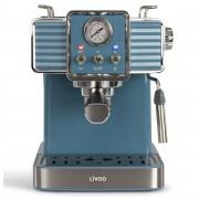 Livoo Espressomachine - Petrol Blauw