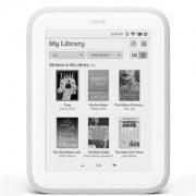 Четец за Електронни Книги e-book reader Barnes and Noble Nook Glowlight - Refurbished (Фабрично рециклиран)