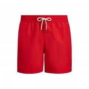 Polo Ralph Lauren 14 cm Traveller Swimming Trunk - Red - Size: Small
