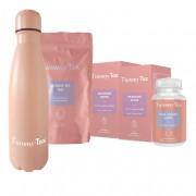 TummyTox SlimBody + Thermoflasche. Für Gewichtsverlust und mehr Energie