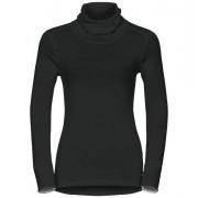 Odlo Natural 100% Merino Warm turtle neck - Funktionsshirt Langarm - Damen