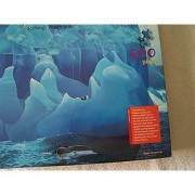 Discovery Channel Adventure Puzzles - Iceberg North Pole - 500 Piece Puzzle