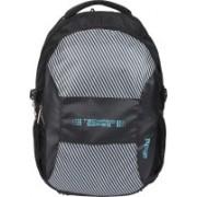 alfisha Laptop Backpacks 17.5 inch Black LB-02 Tech-Pro 29 L Laptop Backpack(Black)