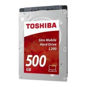 Disco 2.5 NB 7mm 500GB TOSHIBA 8Mb SATA 6Gb/s 54rp-L200