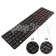 Tastatura Laptop Hp compaq ProBook 655 G1 varianta 2 layout UK + CADOU