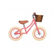 Banwood Draisienne first go couleur corail