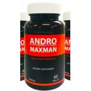 ANDRO MAXMAN 60 db tabletta Férfiak részére - MySexPharma