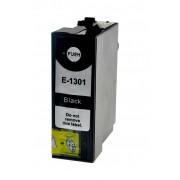 Italy's Cartridge CARTUCCIA T1301 NERA COMPATIBILE PER EPSON BX625,BX525,Sx525,620FW CAPACITA' 25,4ML