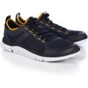 Clarks Triken Active Navy Running Shoes For Men(Navy)