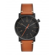 メンズ FOSSIL BARSTOW 腕時計 ブラック