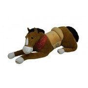 Childrens Chair Pillow Pet Couch (Large Oversized Stuffed Plush Horse Huge Animal)
