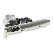 Manhattan Serial PCI Express Card - One port, x1