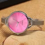 Ceas Women Relogio Femino Pink