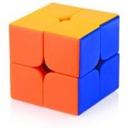 2X2 Sticketless High Speed Cube