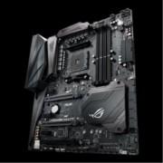 Дънна платка Asus ROG CROSSHAIR VI EXTREME, X370, AMD AM4, DDR4, PCI-E(CFX&SLi), 8x SATA 6Gb/s 1x M.2 slot, 2 x USB 3.1 Gen 2, ATX