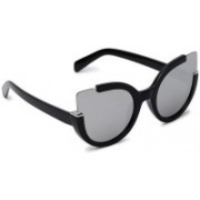 MARC LOUIS Cat-eye Sunglasses(Grey)