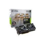 Placa De Video Evga Geforce Gtx 1050 Ti Sscgaming Acx 3.0 4gb Ddr5 128 Bits - 04g-p4-6255-kr