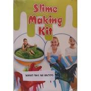 ShopNGift Science Education Chemistry Experiments Slime Making Kit Fun for Kids Glow in Dark Slime Kit