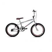 Bicicleta Aro 20 Cromo Cross Sem Marcha - Stone Bike - Unissex