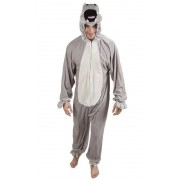 Kostuum Nijlpaard plushe