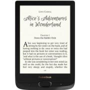 "E-Book Reader PocketBook Basic Lux 2, Ecran Anti-glare E Ink Carta HD 16 nuante de gri 6"", Procesor 1GHz, 8GB, 256MB RAM, Wi-Fi (Negru)"