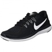 Nike Women'S Flex 2017 Rn Black Sports Running Shoes