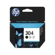 Cartridge HP No.304 N9K06AE black, DJ 2620/2632/2634/3720/3730, 120str.