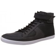 Call It Spring Men's Draydien Black Synthetic Sneakers - 10 UK/India (44 EU) (11US)