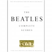 Novello The Beatles Complete Scores Box Edition