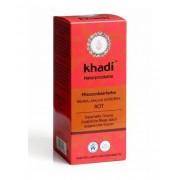 Khadi Növényi Hajfestékpor vörös 100 g