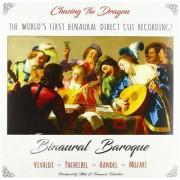 Video Delta Szymanski / Kelly / Locrian Ensemble Of London - Binaural Baroque - Vinile