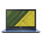 Laptop Acer Aspire 3, A315-31-P635, 15.6 HD LED Glare, Intel Pentium Quad Core N4200, RAM 4GB, HDD 500GB, Boot-up Linux, Stone Blue