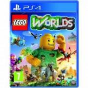Joc LEGO Worlds PS4