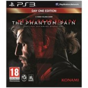 Игра Metal Gear Solid V: The Phantom Pain за PS3