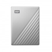 Hard disk extern WD My Passport Ultra for Mac 2TB 2.5 inch USB 3.1 Silver