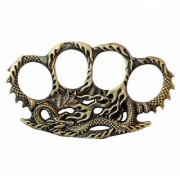 Prijam Punch Dragon Style Knuckle Punch Show Pies Blade Size 11 (cm)