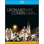 Video Delta Leonard Cohen - Leonard Cohen - Live at the Isle of Wight 1970 - Blu-ray