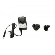 Elektromos Omlettsütő D-Link PSM-12V-55-B 12 V 3 A Fekete