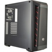 Carcasa Cooler Master Masterbox MB511 Black Red Window