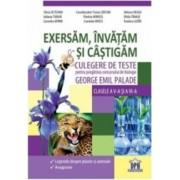 Exersam Invatam si Castigam - Teste Biologie Clasa a V-a si a VI-a
