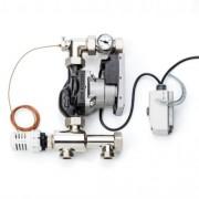 "Set de reglare temperatura / kit amestec Rehau FLEX 1"" la distribuitor"