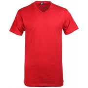 Alan Red Vermont T-hirt V-Hal tone Red (1Pack)