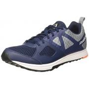 Reebok Men's Dash Tr Navy/Dust/Orange/Wht/Blk Multisport Training Shoes - 8 UK/India (42 EU) (9 US)